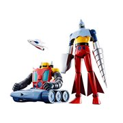 Getter Robo GX-91 Getter Two and Three D.C. Soul of Chogokin Action Figures