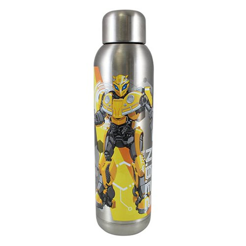Transformers Bumblebee NBE2 22 Oz. Stainless Steel Water Bottle