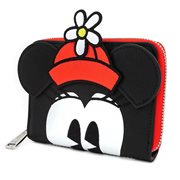 Minnie Mouse Classic Polka Dot Zip-Around Wallet