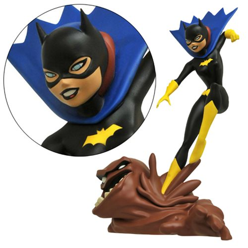Batman: The Animated Series Batgirl Gallery Statue