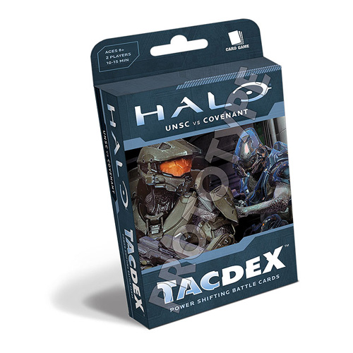 Halo TacDex Card Game