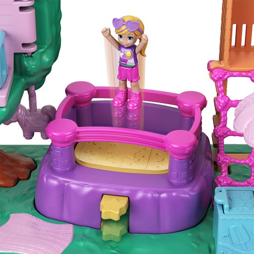 Polly Pocket Pollyville Outdoor Assortment Case of 2