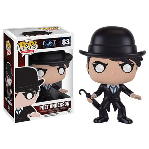 Poet Anderson: The Dream Walker Poet Anderson Pop! Vinyl Figures