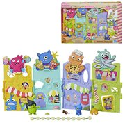 UglyDolls Uglyville Unfolded Main Street Playset and Portable Tote