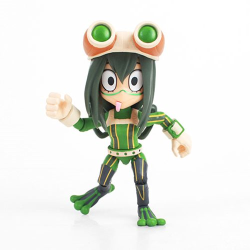 My Hero Academia Tsuyu Asui Action Vinyl Figure