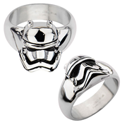 Star Wars: Episode VII - The Force Awakens Stormtrooper 3D Cast Stainless Steel Ring