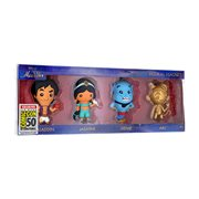 Aladdin 3D Figural Magnet 4-Pack - San Diego Comic-Con 2019 Exclusive
