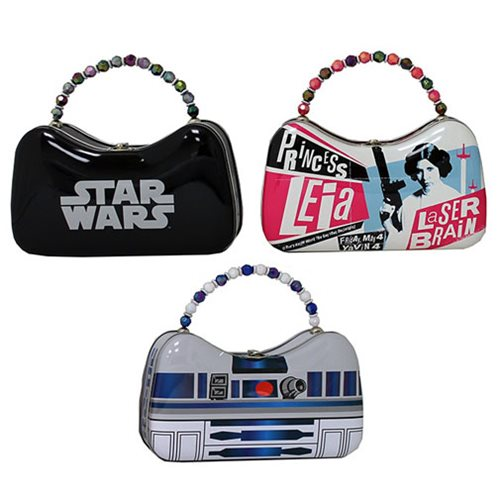 Star Wars Tin Scoop Purse Set