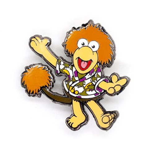 Fraggle Rock Wembley Fraggle Hard Enamel Pin