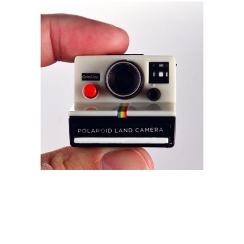 World's Coolest Polaroid Camera Key Chain