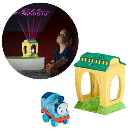 Thomas and Friends My First Day to Night Projector