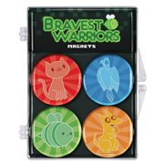 Bravest Warriors Magnet 4-Pack