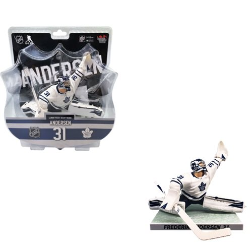 NHL Toronto Maple Leafs Frederik Andersen 7-Inch Action Figure