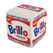 Andy Warhol Brillo Box Medium Plush