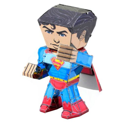Superman Metal Earth Legends Model Kit