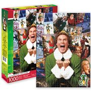 Elf Collage 1,000-Piece Puzzle