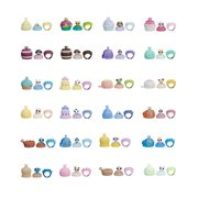 Littlest Pet Shop Blind Bag Pets Rings Series 2 6-Pack