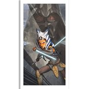 Star Wars Rebels Unyielding by Brent Woodside Lithograph Art Print
