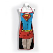 Supergirl Cook's Apron with Pocket