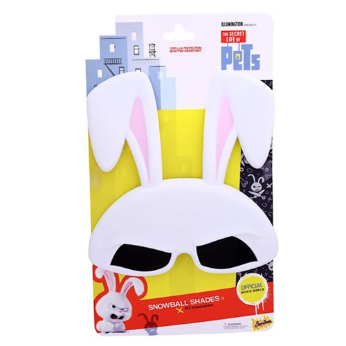 Secret Life of Pets Snowball Sun-Staches