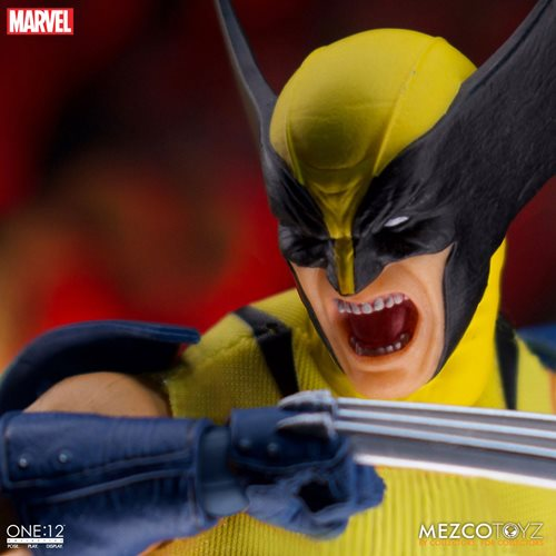 X-Men Wolverine One:12 Collective Deluxe Steel Box Edition Action Figure