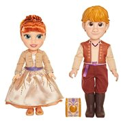 Frozen 2 Anna and Kristoff Dolls 2-Pack