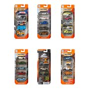 Matchbox Car Collection 5-Pack Mix 4 Case