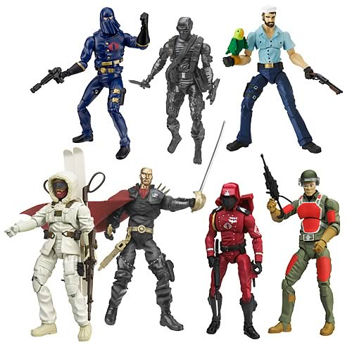 G.I. Joe 25th Anniversary Action Figures Wave 5