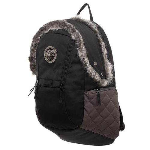 Game of Thrones Stark-Inspired Backpack