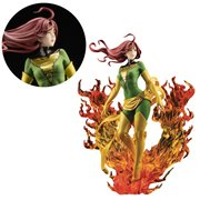 Marvel Phoenix Rebirth Bishoujo Statue - New York Comic-Con 2020 Previews Exclusive Statue