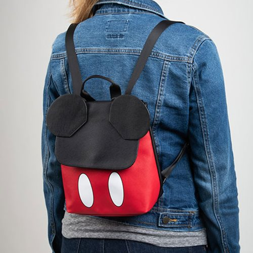 Mickey Mouse Micro Mini Backpack