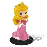 Sleeping Beauty Princess Auroa Q Posket Statue