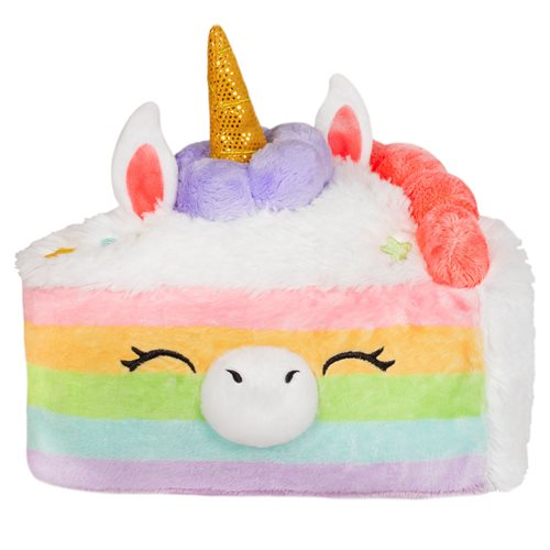 Squishable Mini Comfort Unicorn Cake 7-Inch Plush