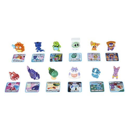 Lost Kitties Blind Box Mini-Figures Wave 2 Case - Case of 24