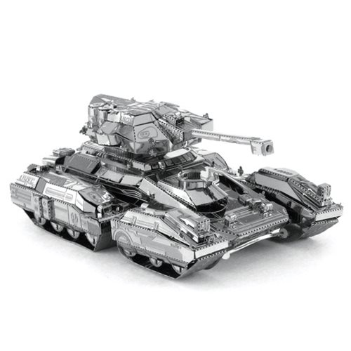 Halo UNSC Scorpion Metal Earth Model Kit