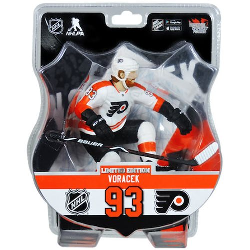 NHL Philadelphia Flyers Jakub Voracek 6-Inch Action Figure
