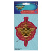Wonder Woman Movie Graphic Badge Decal