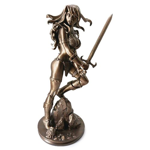 Red Sonja by Amanda Conner Bronze Limited Edition Statue
