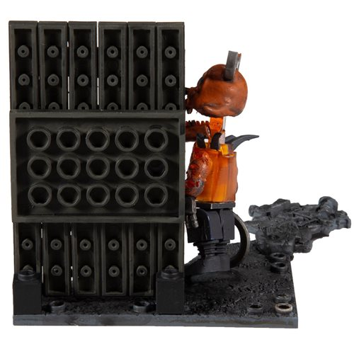 Five Nights at Freddy's Series 6 Corn Maze Micro Construction Set