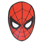 Spider-Man Face Die-Cut Wood Wall Art