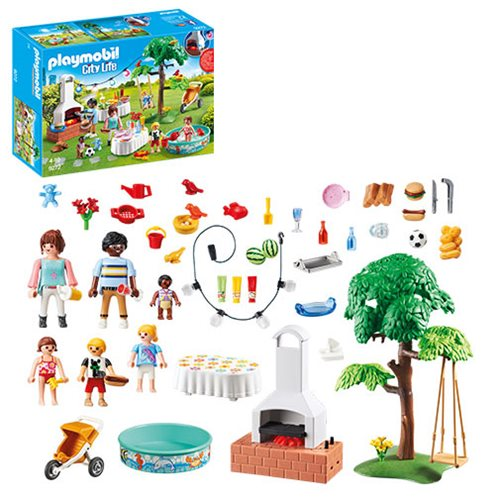 Playmobil 9272 Housewarming Party