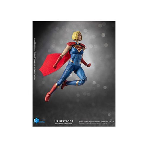 Injustice 2 Supergirl 1:18 Action Figure - Previews Exclusive