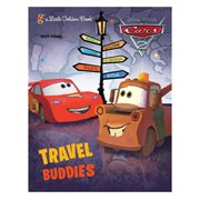 Disney/Pixar Cars Travel Buddies Little Golden Book