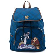 Lady and the Tramp Slouch Backpack