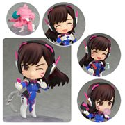 Overwatch D.Va Classic Skin Edition Nendoroid Action Figure