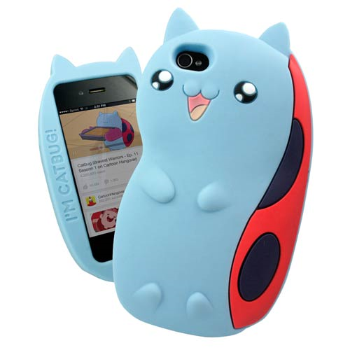 Bravest Warriors iPhone 4 and 4s Catbug Cell Phone Cover