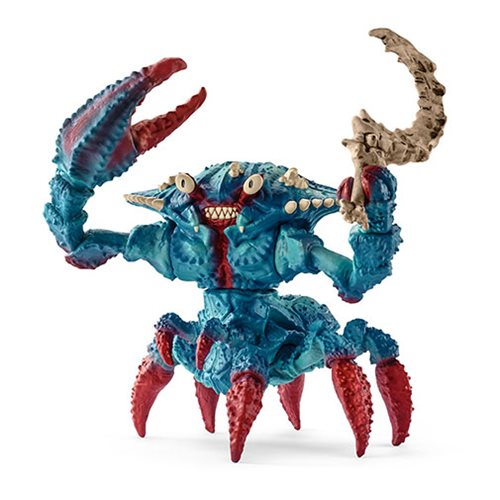 Eldrador Battle Crab with Hook Collectible Figure