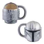 Star Wars: The Mandalorian Helmet 20 Oz. Sculpted Ceramic Mug