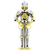 European Knight Armor Metal Earth Model Kit