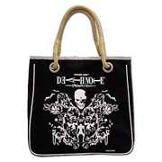 Death Note Ryuk Skull Tote Bag
